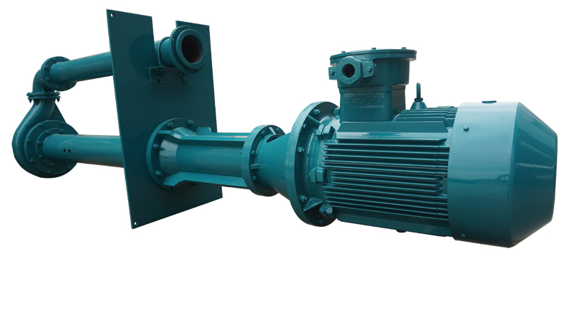 feeding pump for drilling rig