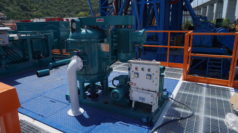 solids control system details